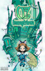 emerald city oz tpb 000