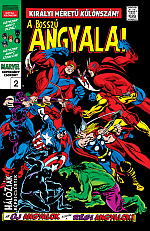 avengers annual 02 00