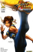 Street Fighter legendák: Chun-Li 1.