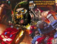Transformers - War Within v3 01