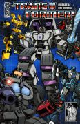 Transformers - IDW ongoing 05