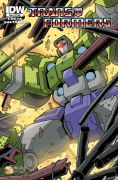 Transformers - IDW ongoing 08