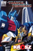 Transformers – IDW ongoing 27